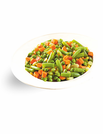Frozen  3 Mix Vegetables