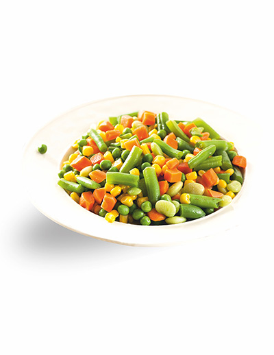 Frozen 4 Mix Veg