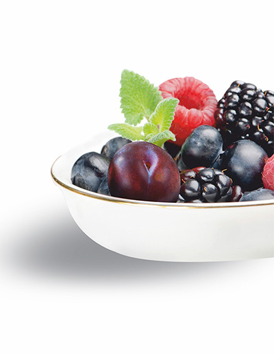 Frozen  Fruit Mix
