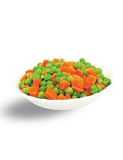 Frozen  Peas & Carrot