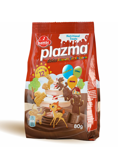 Plazma Shapes Choco