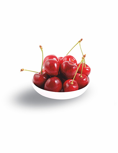 Frozen  Sour cherries