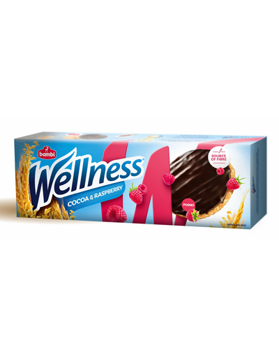 Wellness Cocoa Raspberry