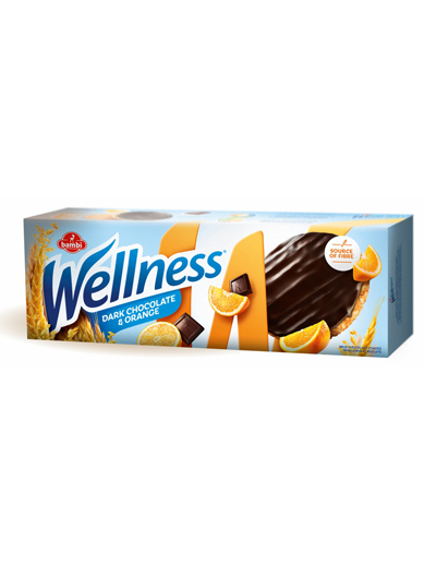 Wellness Dark Chocolate Orange